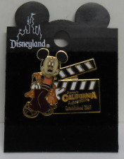 Disney Pin Dca Clapboard Series Minnie Mouse Pin