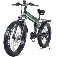 New Electric Bicycle 1000w 48v suvs mountain Ebike fat tire Moped Adult Foldable
