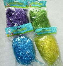 EASTER GRASS   Assorted Colors  2 oz Bag  [Your Choice]