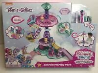 New! Shimmer And Shine Teenie Genies Zahracorn Play Park GIRLS KIDS PLAYSET 3+
