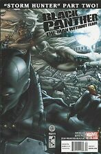 Marvel Black Panther comic issue 520
