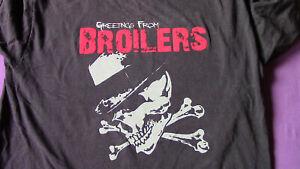 Punk Shirt Broilers Gr. XL
