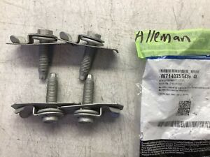 4 Pack 2007-2019 Ford Expedition OEM Rear Sway Bar Bracket Bolt W714023-S439