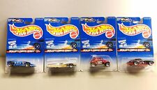 1996 Hot Wheels Dealers Choice Series Set of 4