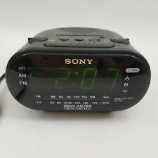 Sony ICF-C318 Dream Machine Dual Alarm Clock Radio TESTED
