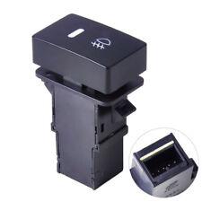 1pc Fog Light LED indicator Switch o For Honda Nissan Ford Infiniti Acura Subaru