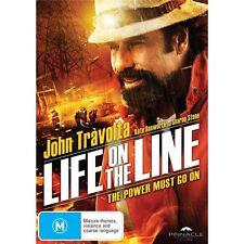 LIFE ON THE LINE-John Travolta-Region 4-New AND Sealed
