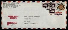 DR WHO PAQUEBOT SS UNIVERSE DAPHNE SHIP REGISTERED TO SWITZERLAND $1  f51831