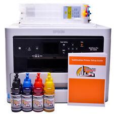 Non oem Epson XP-352 A4 Sublimazione Inchiostro Stampante A4 Kit di Starter Package-Bundle