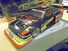 FORD Capri Zakspeed Gr.5 Turbo DRM 1979 Mampe Hans Heyer MEGARAR Minichamps 1:18
