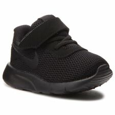 Nike Tanjun TDV Black 818383011 Little Boys Girls Toddler Infant Shoes Sizes 9C