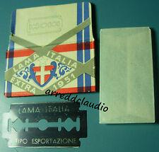 LAMETTA BARBA RAZOR BLADE LAMA ITALIA EXTRA 1951