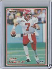 Calgary Stampeders CFL HOF QB Jeff Garcia 1998 Jogo #82