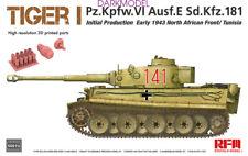 Ryefield-Model RM5001U 1/35 Pz.Kpfw.VI Ausf.E Tiger I Initial Production