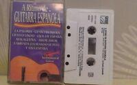 a ritmo de, guitarra espanola cassette tape .very good condition tested