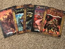 5 Book Changeling: The Dreaming Lot