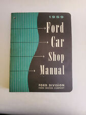 Collection of 5 Ford FomoCo Catalogs Manual 1949-53-54-55-56 Original Complete