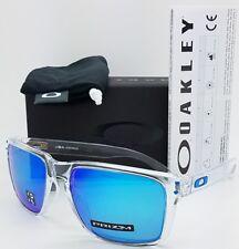NEW Oakley Holbrook XL sunglasses Clear Prizm Sapphire Polarized 9417-07 GENUINE