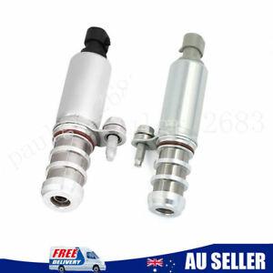 Oil Variable Valve Timing Solenoid VVT Set For Holden Captiva 12655421 12655420