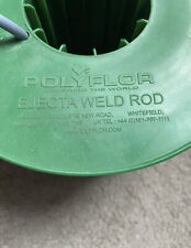 POLYFLOR  Ejecta Weld Rod. Blue Shade 8350 1330  2220 Floor Joint Seal