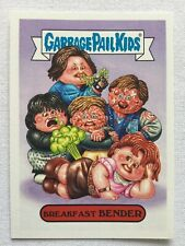Garbage Pail Kids Topps 2018 Sticker We Hate The '80s Movies Breakfast Bender 4a