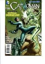 CATWOMAN: #23 (1ST NEW 52 APPEARANCE OF THE JOKERS DAUGHTER) VF