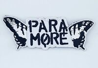 New Paramore iron Sew on Embroidered patch badge #1031