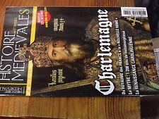 8µ? Revue Histoire Medievales n°36 Charlemagne Carolingien Conquete Saxe