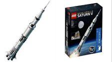 *** LEGO Ideas 21309 NASA APOLLO SATURN V ROCKET Set Nuovo di Zecca SIGILLATA ***
