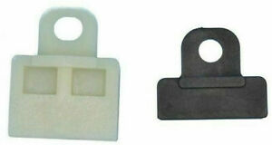 For Toyota and Scion XB Front Door Window Glass Clips Power and Manual Windows