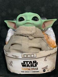 "Star Wars ""The Mandalorian"" The Child (Yoda) Plush Toy"