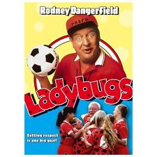 Ladybugs (DVD, 2013) - NEW & Sealed Rodney Dangerfield Comedy OOP & VHTF