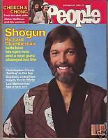 1980 People September 22 Richard Chamberlain, P.Sellers
