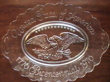 Avon Bicentennial Plate, in box, no soaps