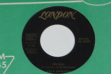 "FATS DOMINO -Ida Jane / You Win Again- 7"" 45 London Records (DL 20607)"