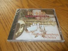 BIG BAND - AS TIME GOES BY: FEAT. THE DAVID HUMPHREYS ORCHESTRA CD BRAND NEW SEA