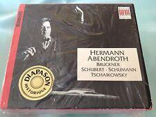 Rare 5 CD Classical Set : Hermann Abendroth ~ Bruckner ~ Schubert ~ Berlin