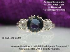 18 Carat Sapphire Edwardian Fine Jewellery