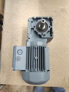 SEW Eurodrive Getriebemotor W10 DT56L4 0,12 kW 380V/ 400V 198 U/min
