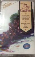 Let's Do Wine Countries Cassette Tape Classical Strauss Dvokak Tchaikovsky Ravel