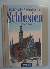 Historische Ansichten von Schlesien -Heinz Csallner /Bildband ~Glogau Bunzlau ..