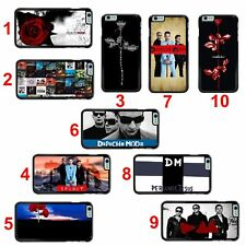 Depeche Mode Case for iPhone 4,5,6,7,x Samsung Galaxy HTC one Rock Band Music