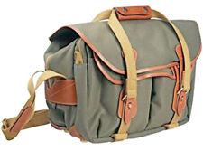 Billingham 555 Extra Large Camera / DSLR Bag in Sage with Tan Trim (UK) BNIP