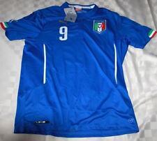 Puma Italien Home Jersey Trikot Gr.XL Nummer 9  Balotelli