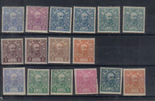 Montenegro 1902 Mounted mint collection - includes imperf values
