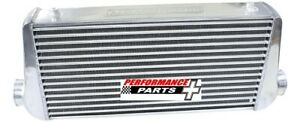 "Aluminium Intercooler with 3"" Inlet/Outlets 600 x 300 x 100mm AF90-1004"