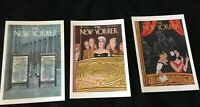 NEW YORKER Metropolitann Opera Notecards - lot of 12 with envelopes