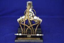 Three Cylinder Radial Steam Engine