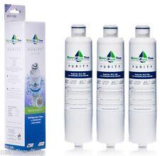 3 x Samsung DA29-00020B Premium Compatible Ice & Water Fridge Filter SRF680CDLS