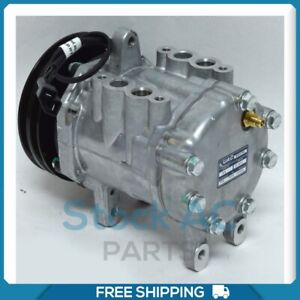 New A/C Compressor for Chrysler Fifth Avenue, Imperial, LeBaron, New Yorker.. UQ